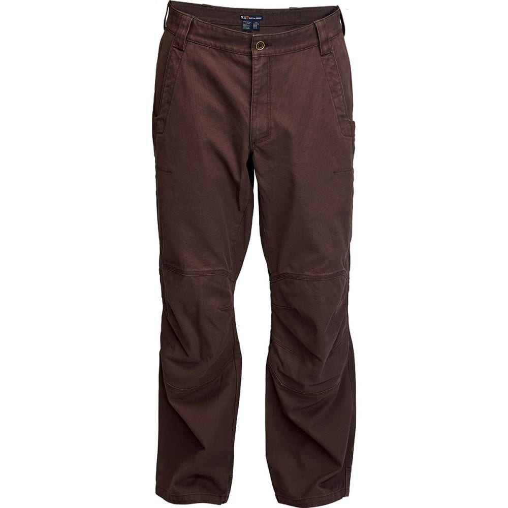 5.11 Men's Kodiak Pants - SADDLE BROWN