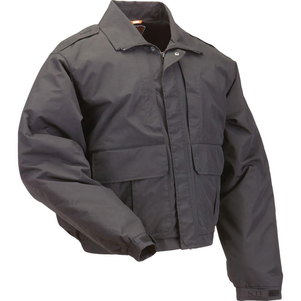 5.11 Men's Double Duty Jacket - BLACK