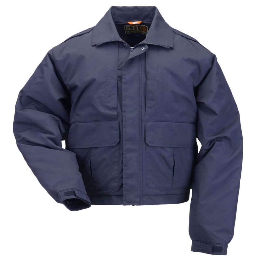 5.11 Men's Double Duty Jacket - DARK NAVY