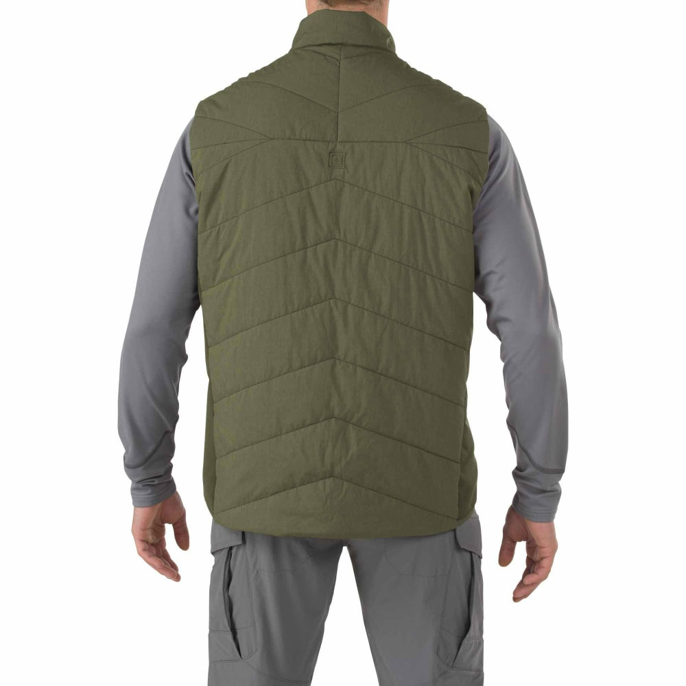 5.11 Men's Insulator Vest - SHERRIF GREEN