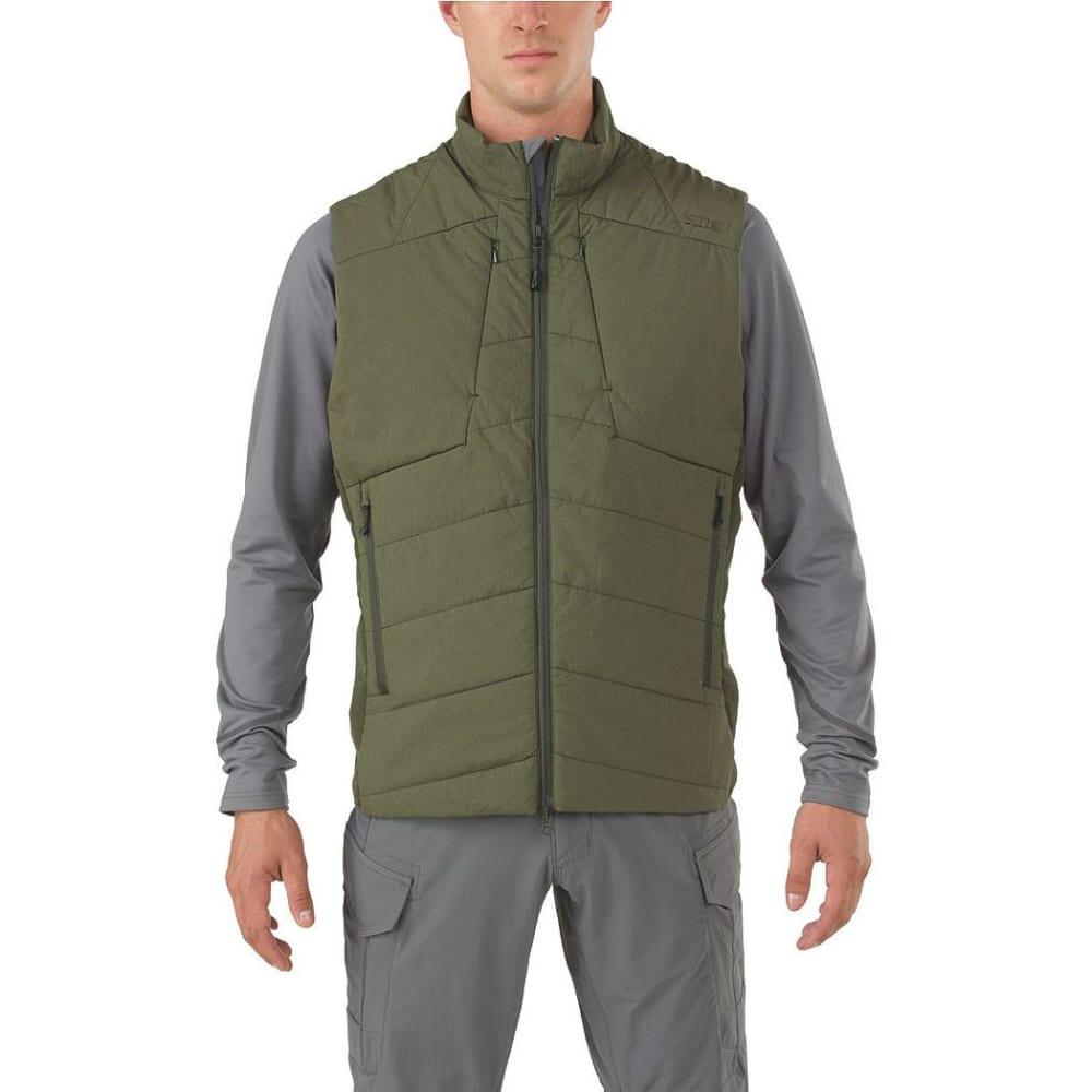 5.11 Men's Insulator Vest - SHERRIF GREEN