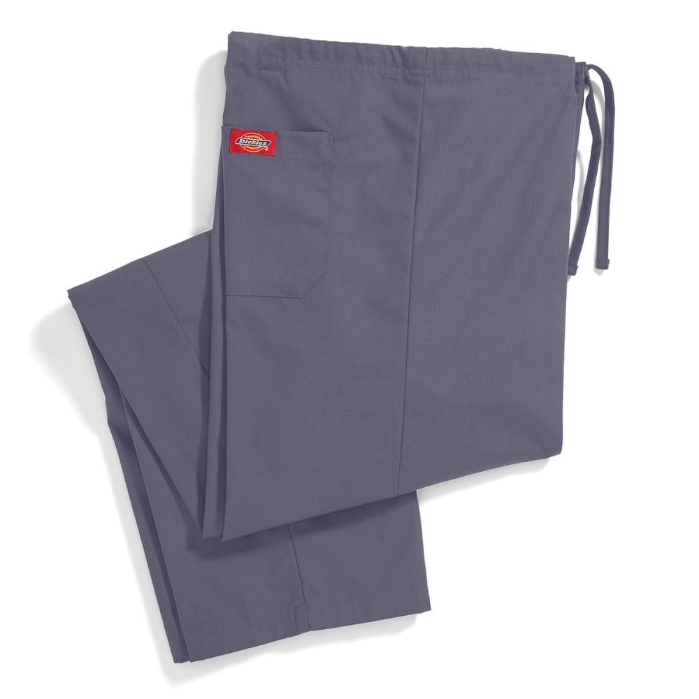 DICKIES Everyday Scrubs Drawstring Pants - ONYX