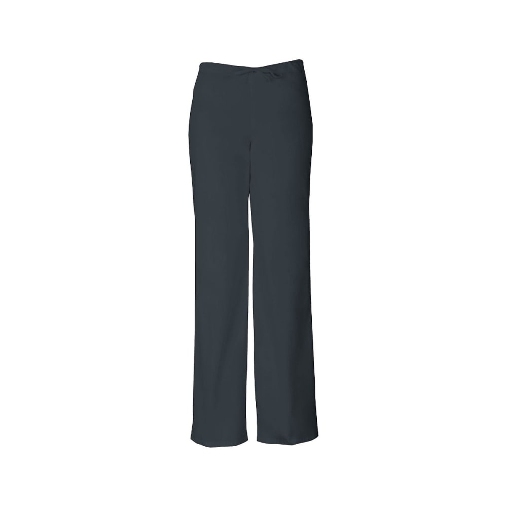 DICKIES Unisex EDS Drawstring Scrub Pants - PEWTER