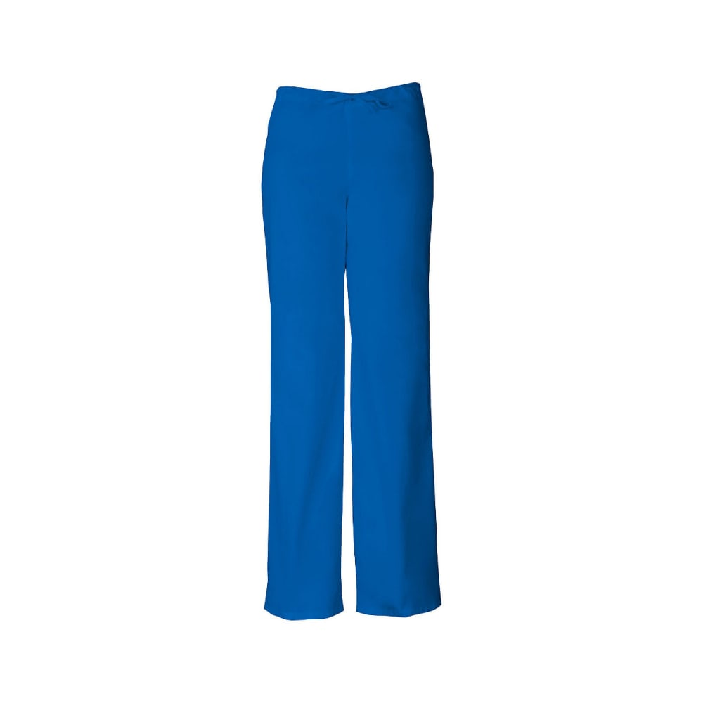 DICKIES Unisex EDS Drawstring Scrub Pants - ROYAL BLUE