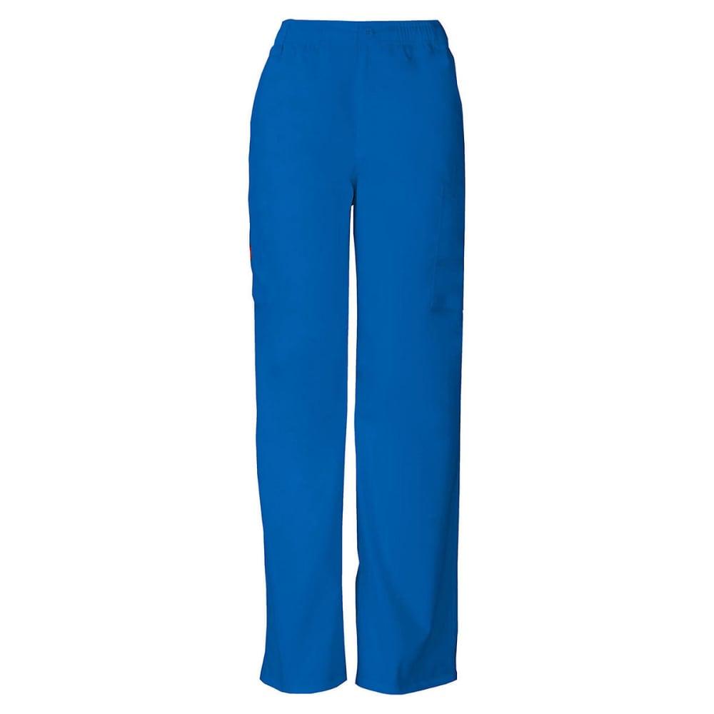 DICKIES Men's Utility Scrub Pants - ROYAL BLUE