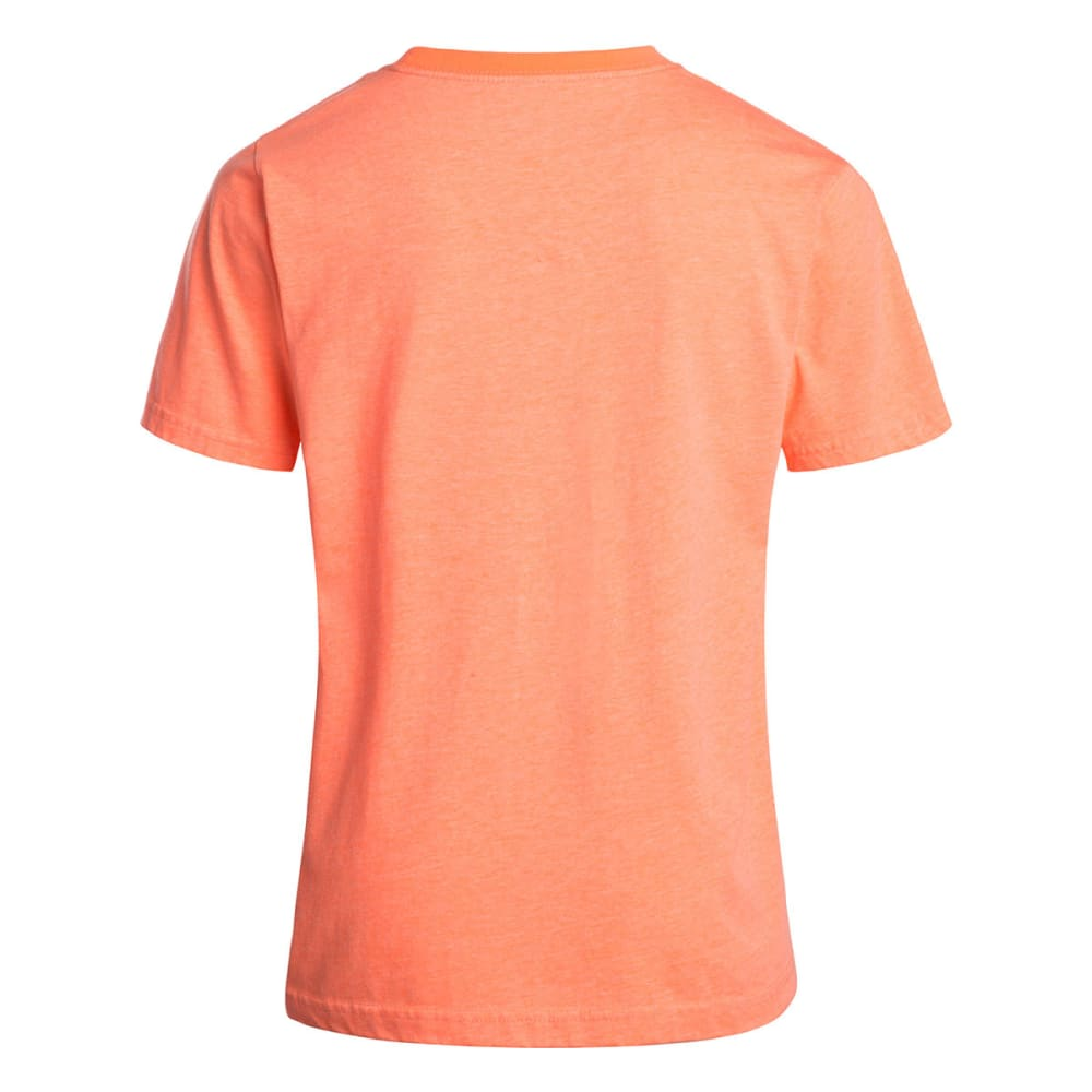 HURLEY Boys' One and Only Tee - ELECTRO ORANGE-N26