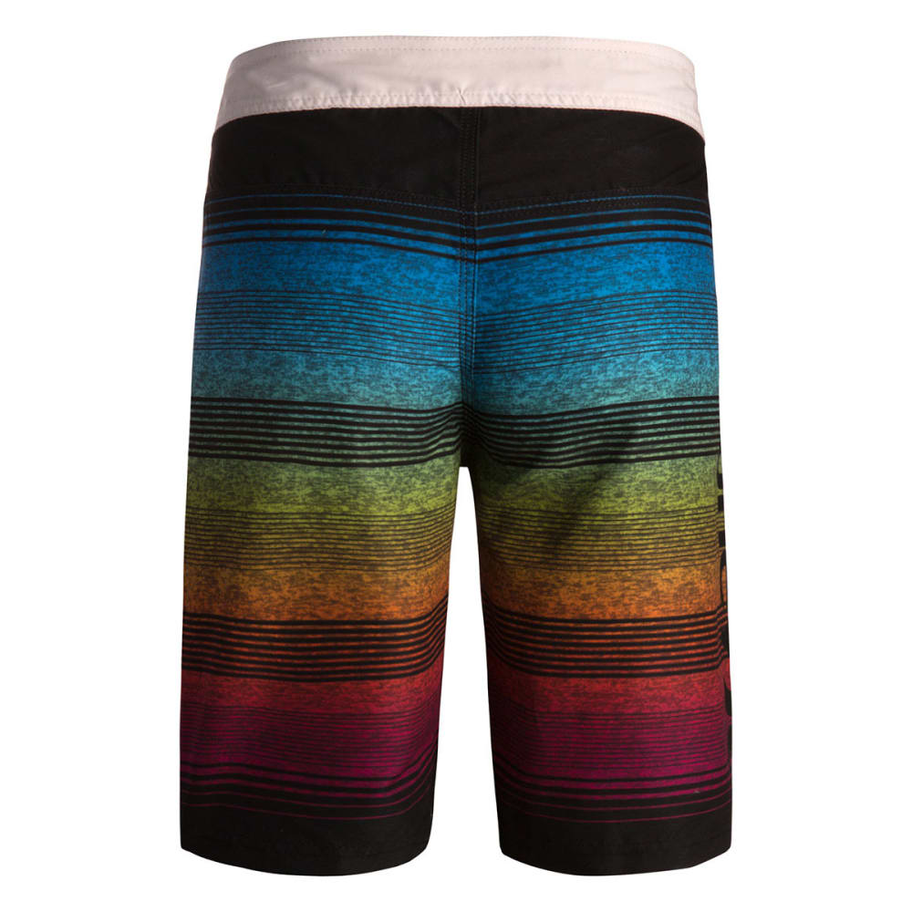 HURLEY Boys' Costa Mesa Board Shorts - BLOWOUT - MULTI