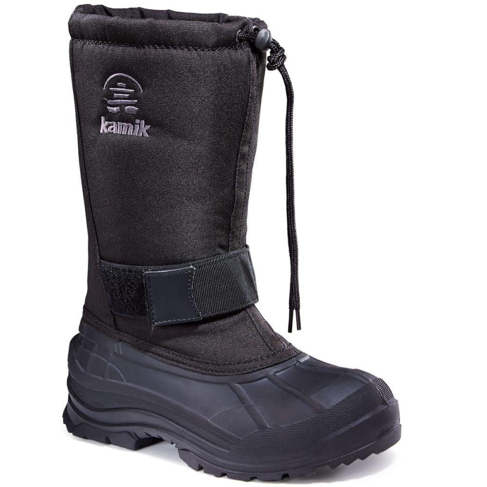 KAMIK Men's Greenwood Winter Pac Boots - BLACK