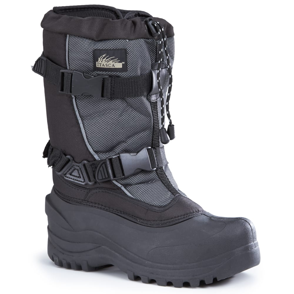ITASCA Men's Sled King Boots - BLACK