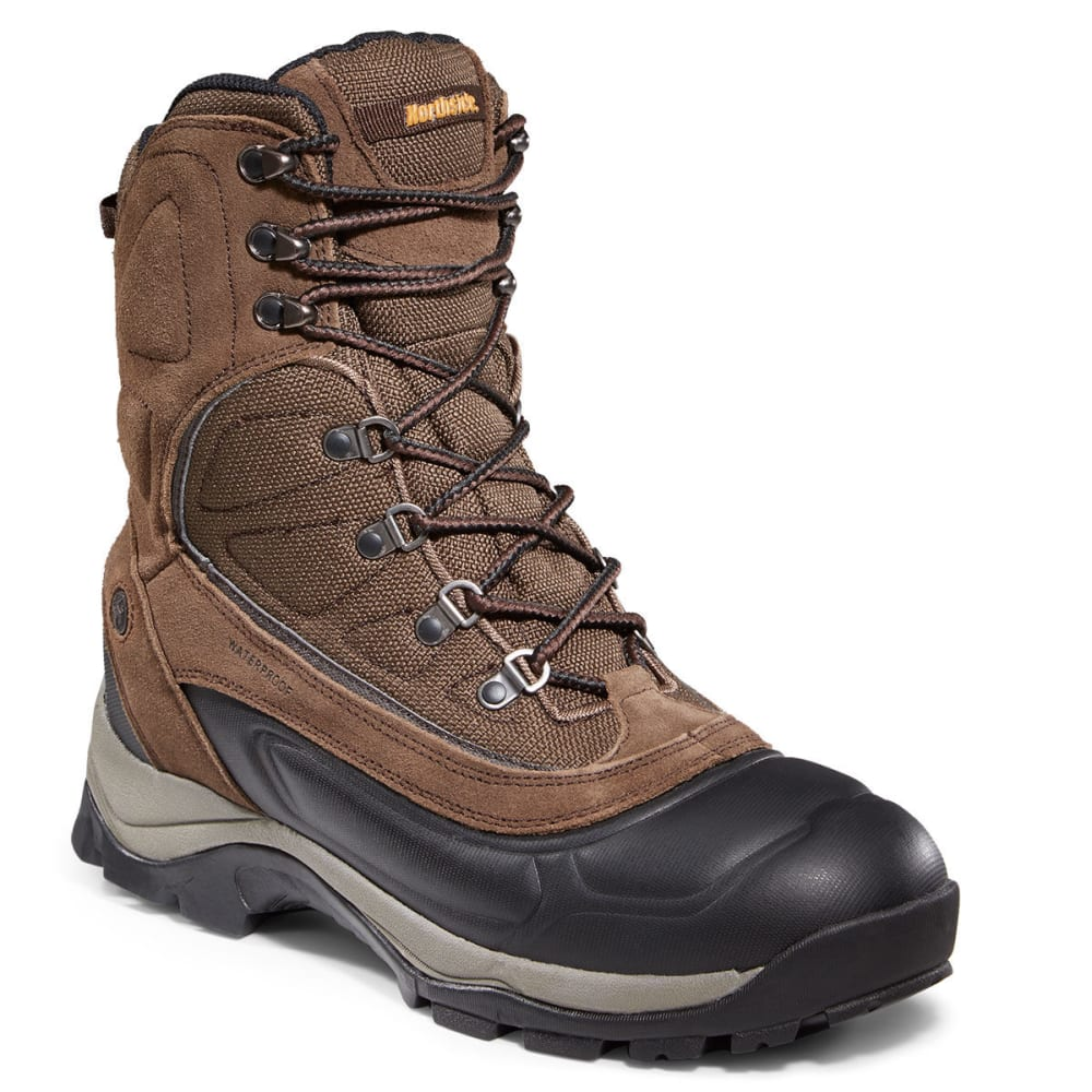 NORTHSIDE Granger Men's Winter Boots - BROWN