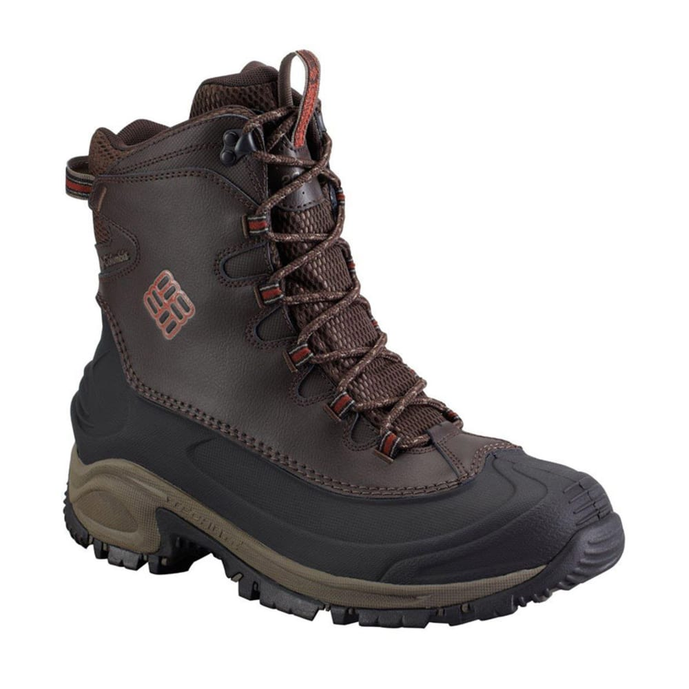 COLUMBIA Men's Bugaboot Boots - STOUT BROWN
