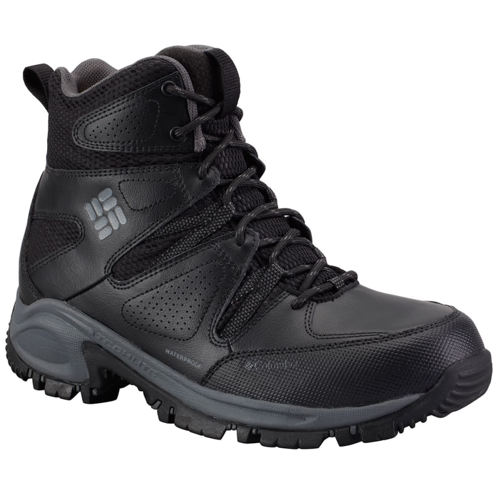 COLUMBIA Men's Lifttop II Boots - BLACK