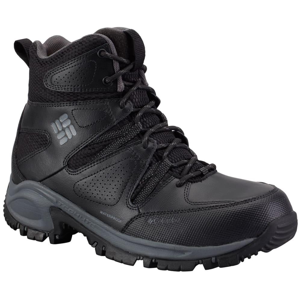COLUMBIA Men's Lifttop II Boots - BLACK