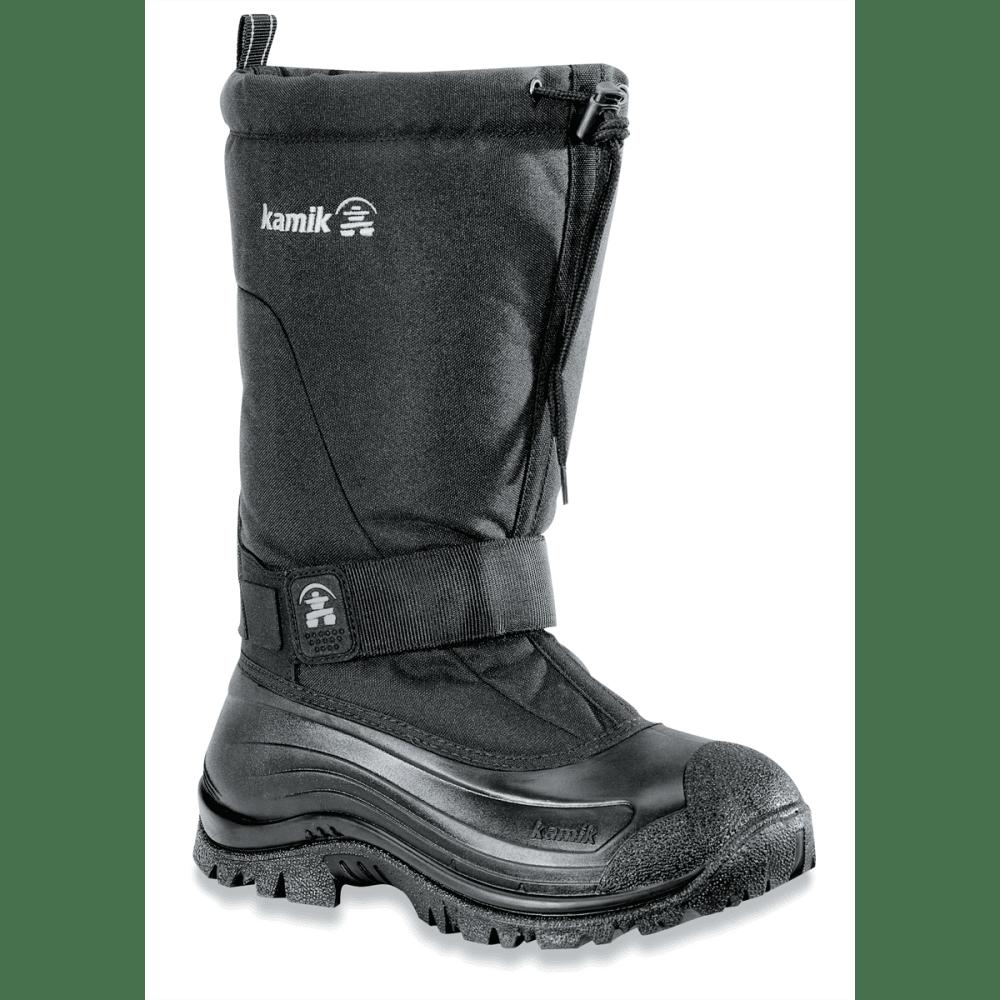 KAMIK Men's Greenbay 4 Winter Boots - BLK BLACK