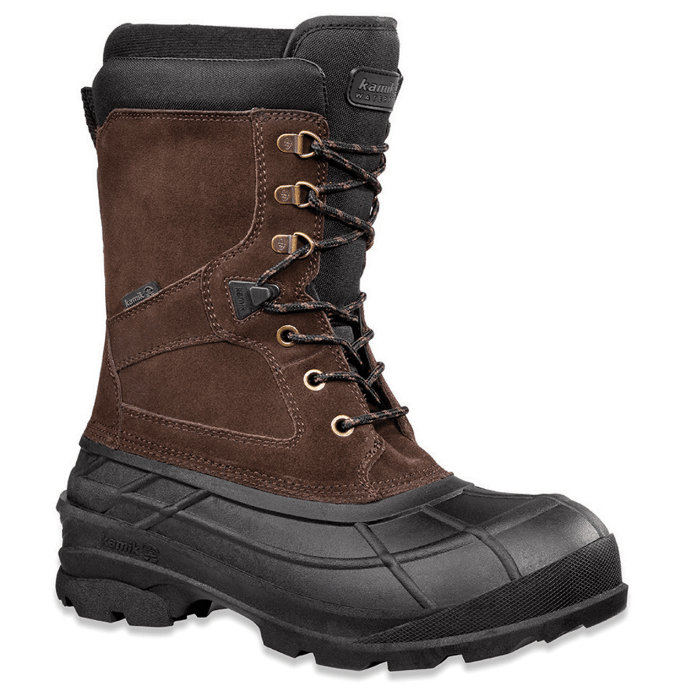 KAMIK Men's Nationplus Storm Boots - BROWN