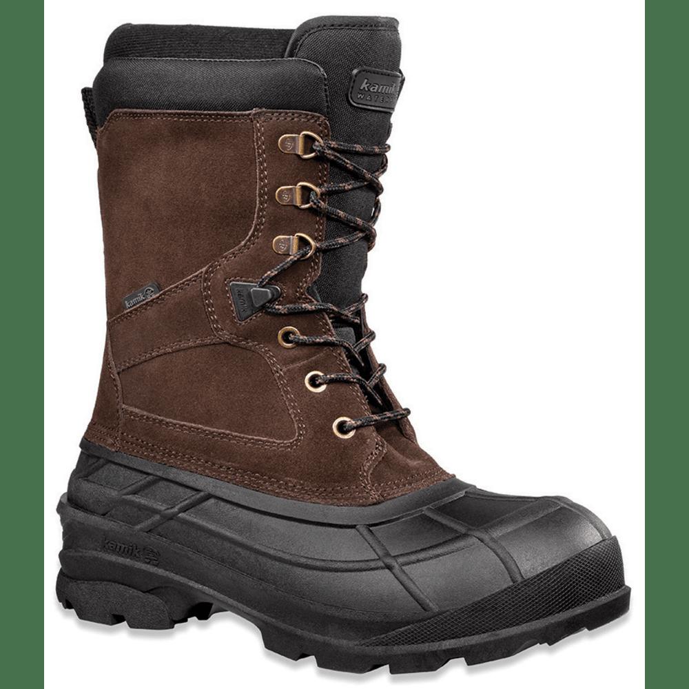 KAMIK Men's Nationplus Storm Boots - BROWN