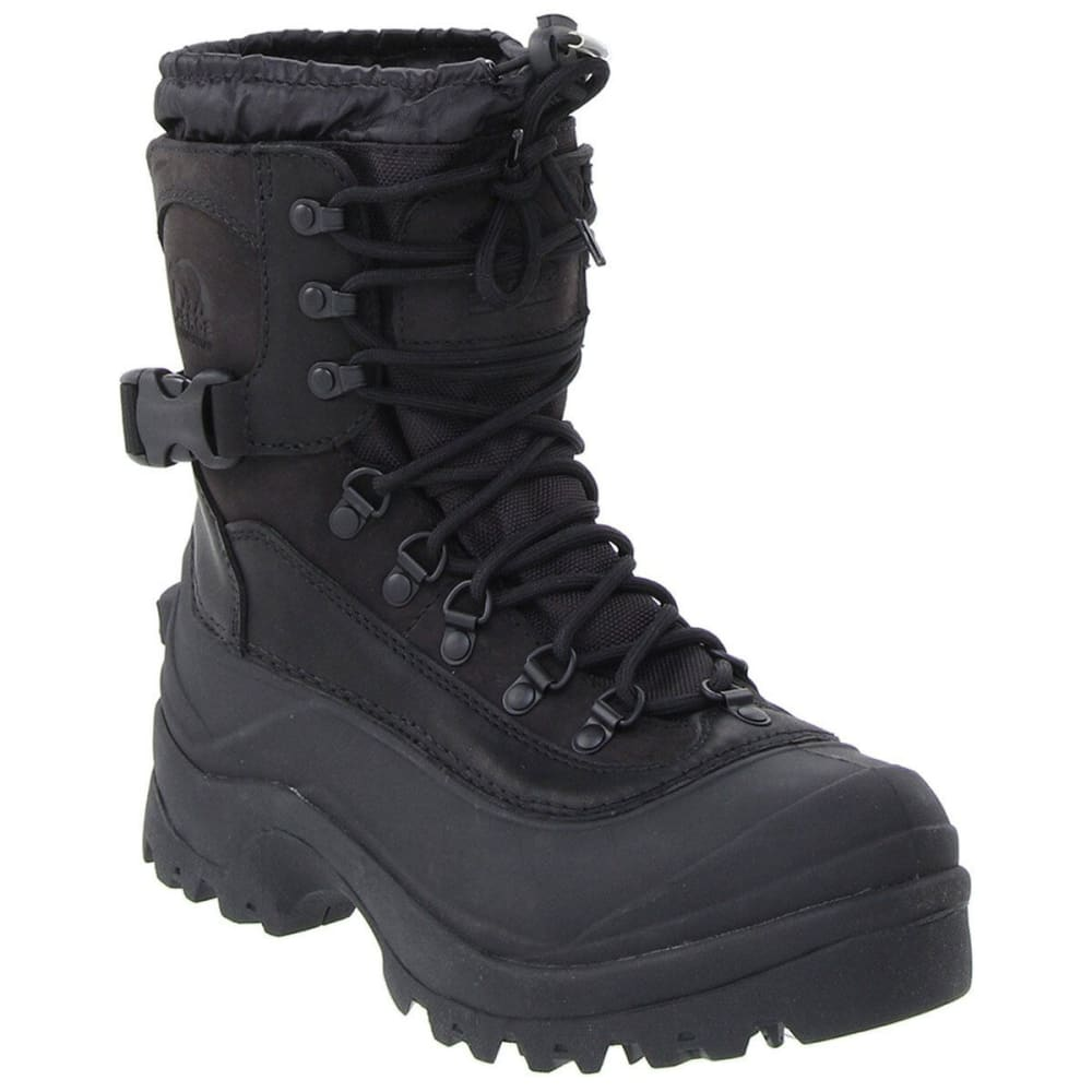 SOREL Men's Conquest Boots - BLACK