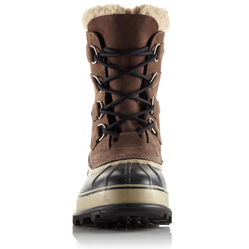 SOREL Men's Caribou Winter Boots - 238 BRUNO
