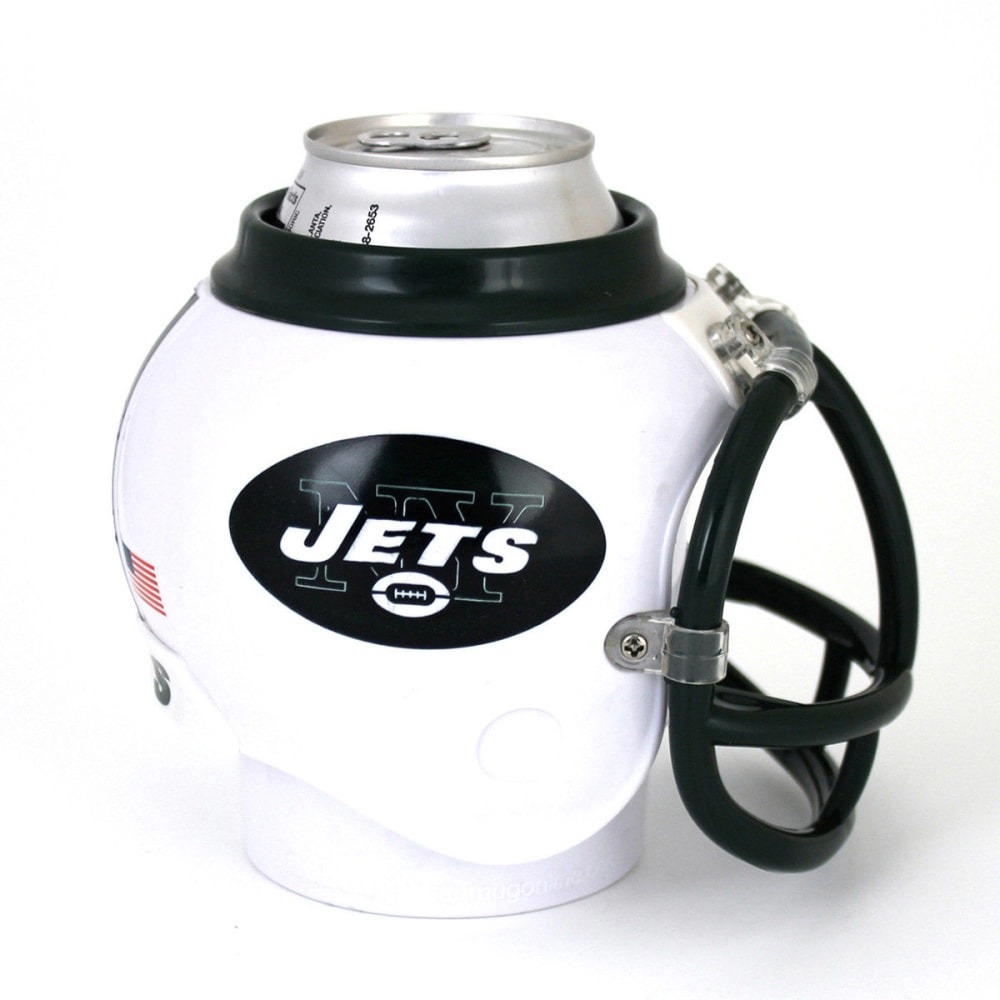 NEW YORK JETS Helmet Mug - ASSORTED