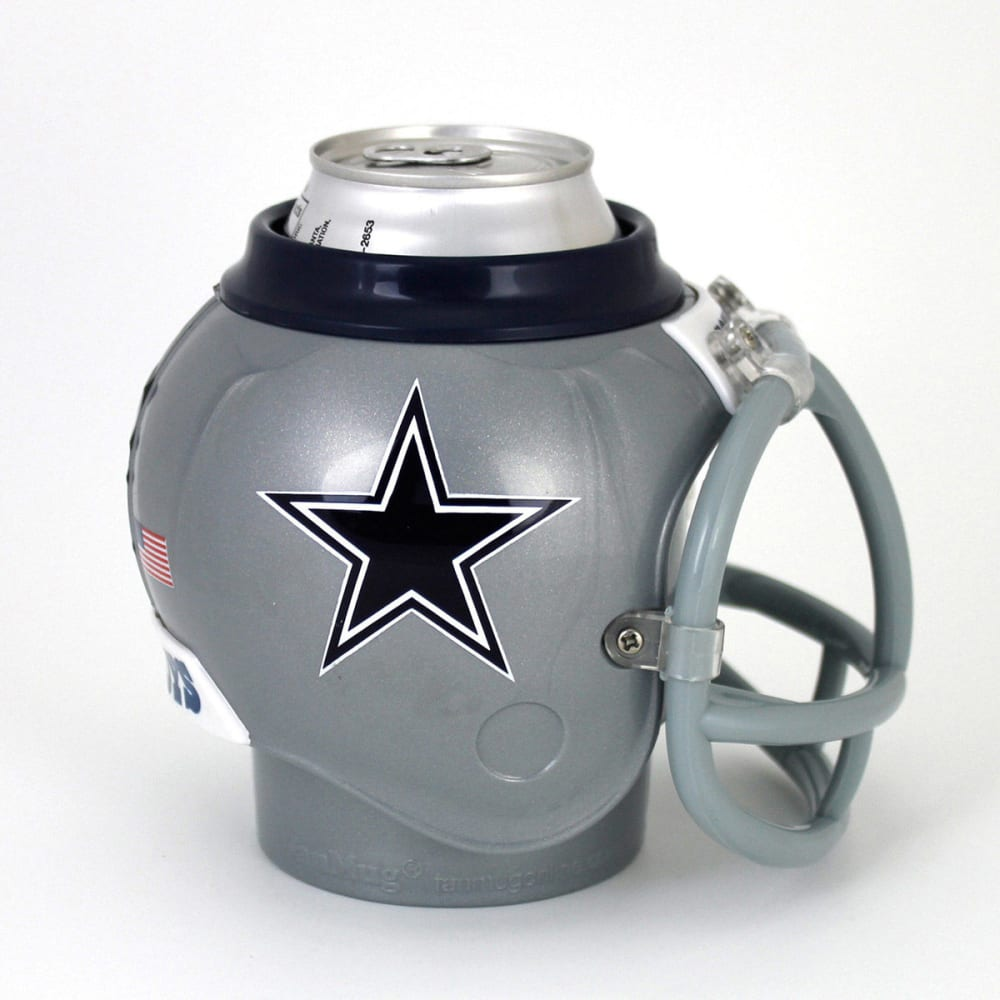 DALLAS COWBOYS Helmet Mug - ASSORTED