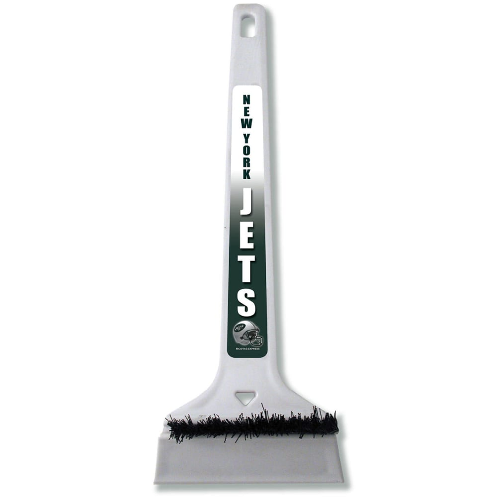 NEW YORK JETS Ice Scraper, Large ONE SIZE