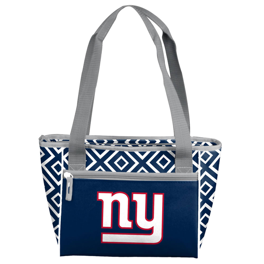 NEW YORK GIANTS Double Diamond Cooler Tote - MULTI
