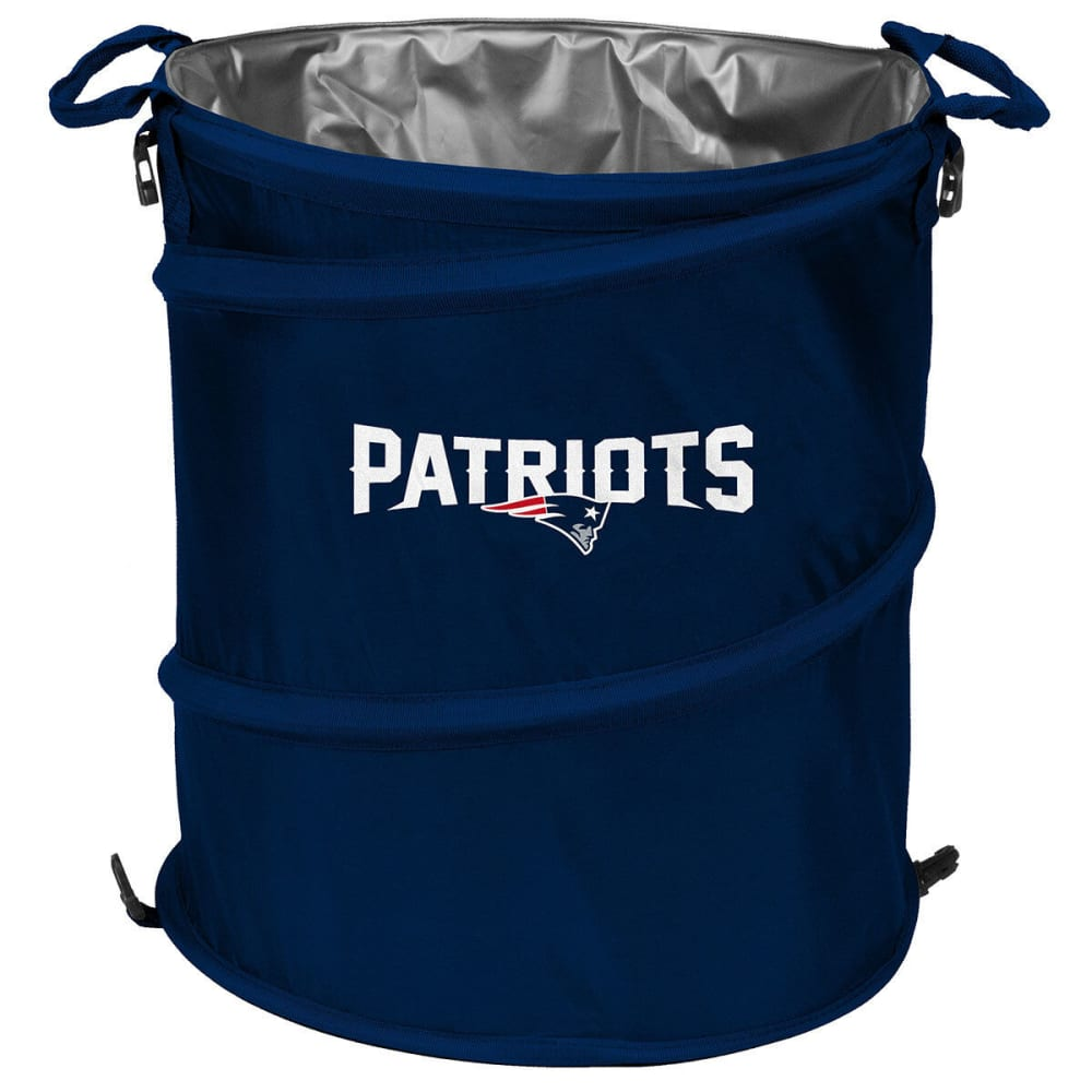 NEW ENGLAND PATRIOTS 3-in-1 Collapsible Cooler - MULTI