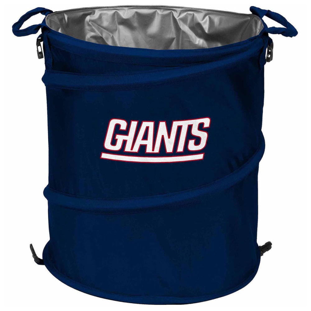 NEW YORK GIANTS 3-in-1 Collapsible Cooler - MULTI