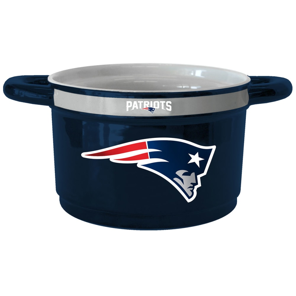 NEW ENGLAND PATRIOTS Game Time Bowl ONE SIZE