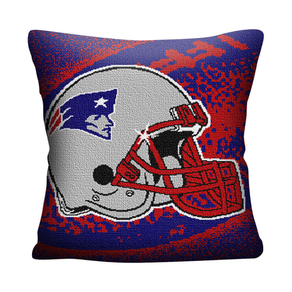NEW ENGLAND PATRIOTS Woven Pillow - ASSORTED