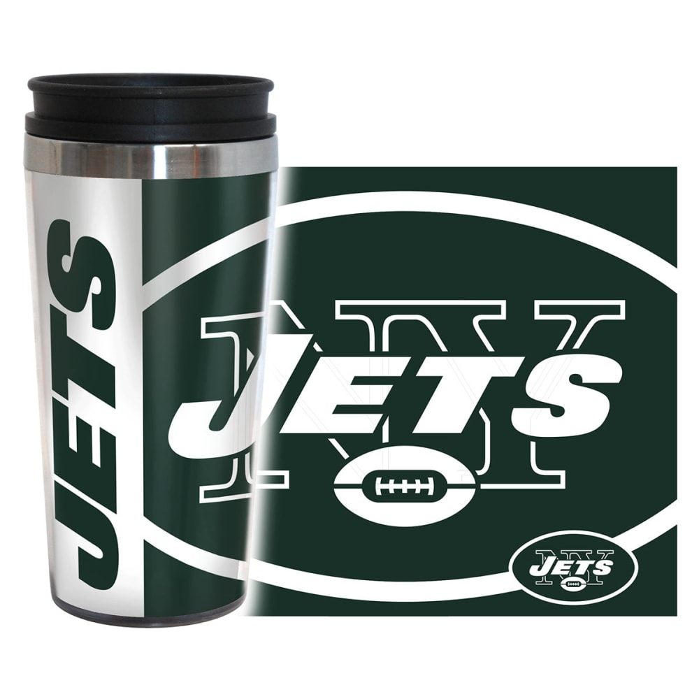 NEW YORK JETS Hype Travel Tumbler - JETS