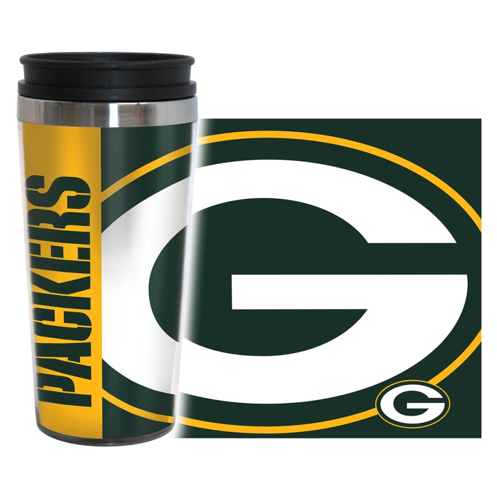 GREENBAY PACKERS Hype Travel Tumbler - PACKERS