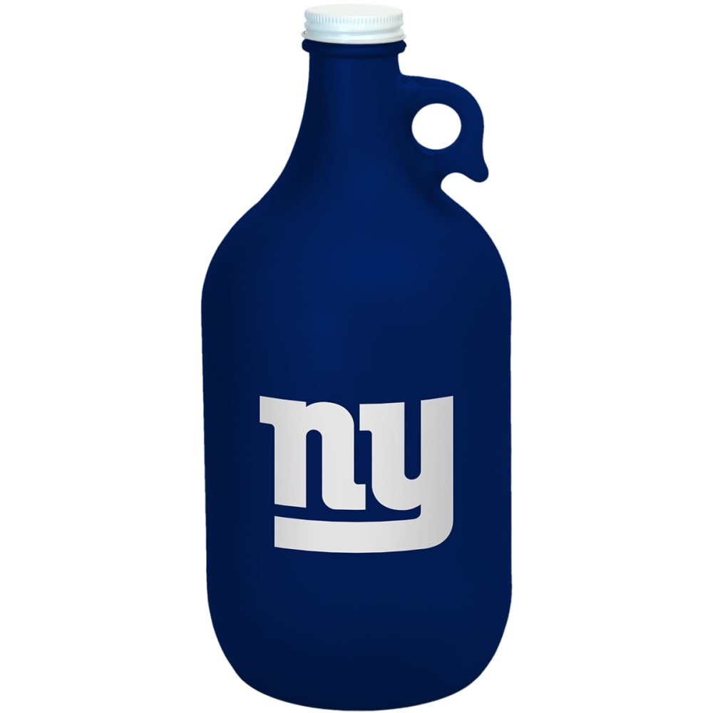 NEW YORK GIANTS Frosted Growler - NAVY