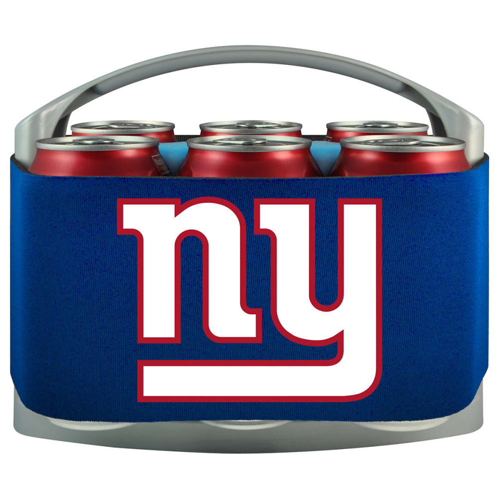NEW YORK GIANTS 6 Pack Cooler - GIANTS