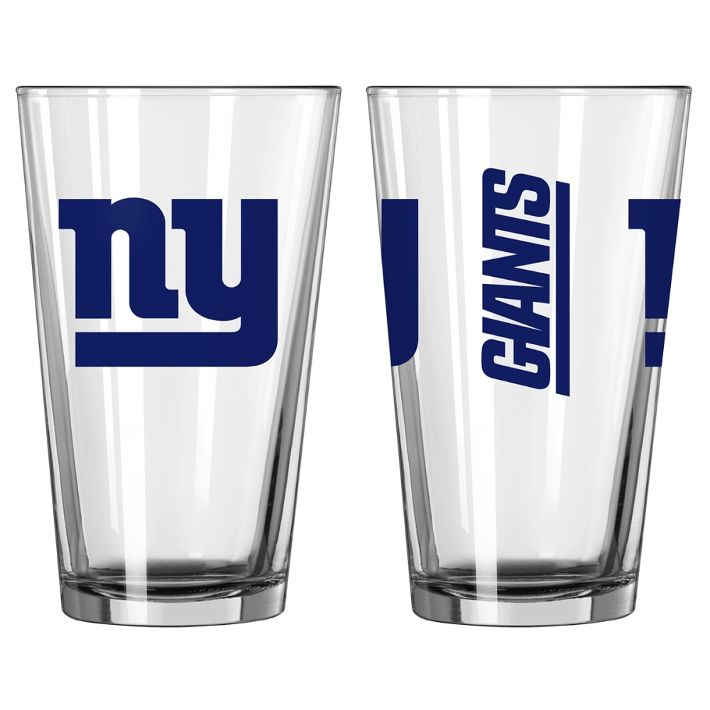 NEW YORK GIANTS Game Day Pint Glass - MULTI
