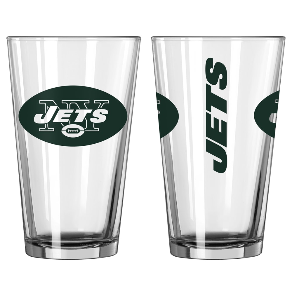 NEW YORK JETS Game Day Pint Glass - JETS