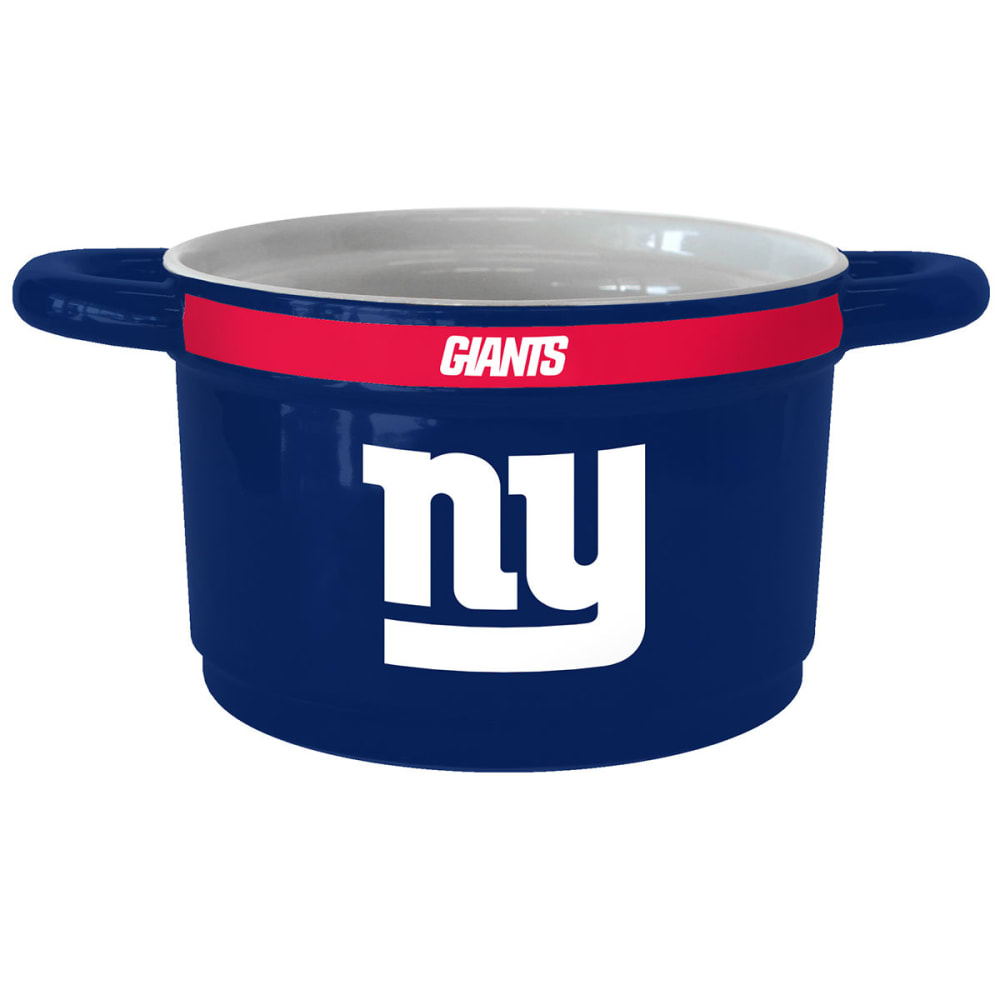 NEW YORK GIANTS Game Time Bowl - ASSORTED