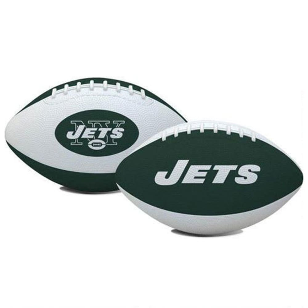 NEW YORK JETS Tailgater Football - ASSORTED