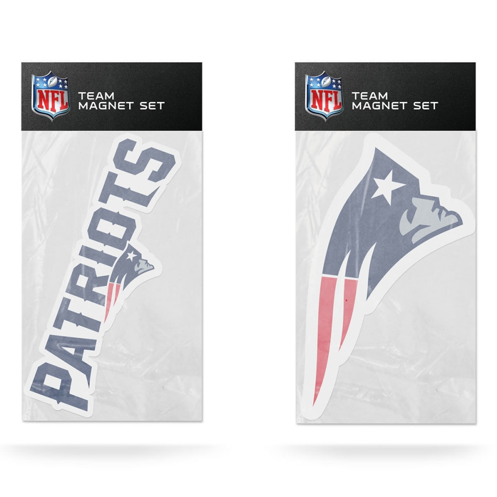 NEW ENGLAND PATRIOTS 2-Piece Magnet Set - PATRIOTS