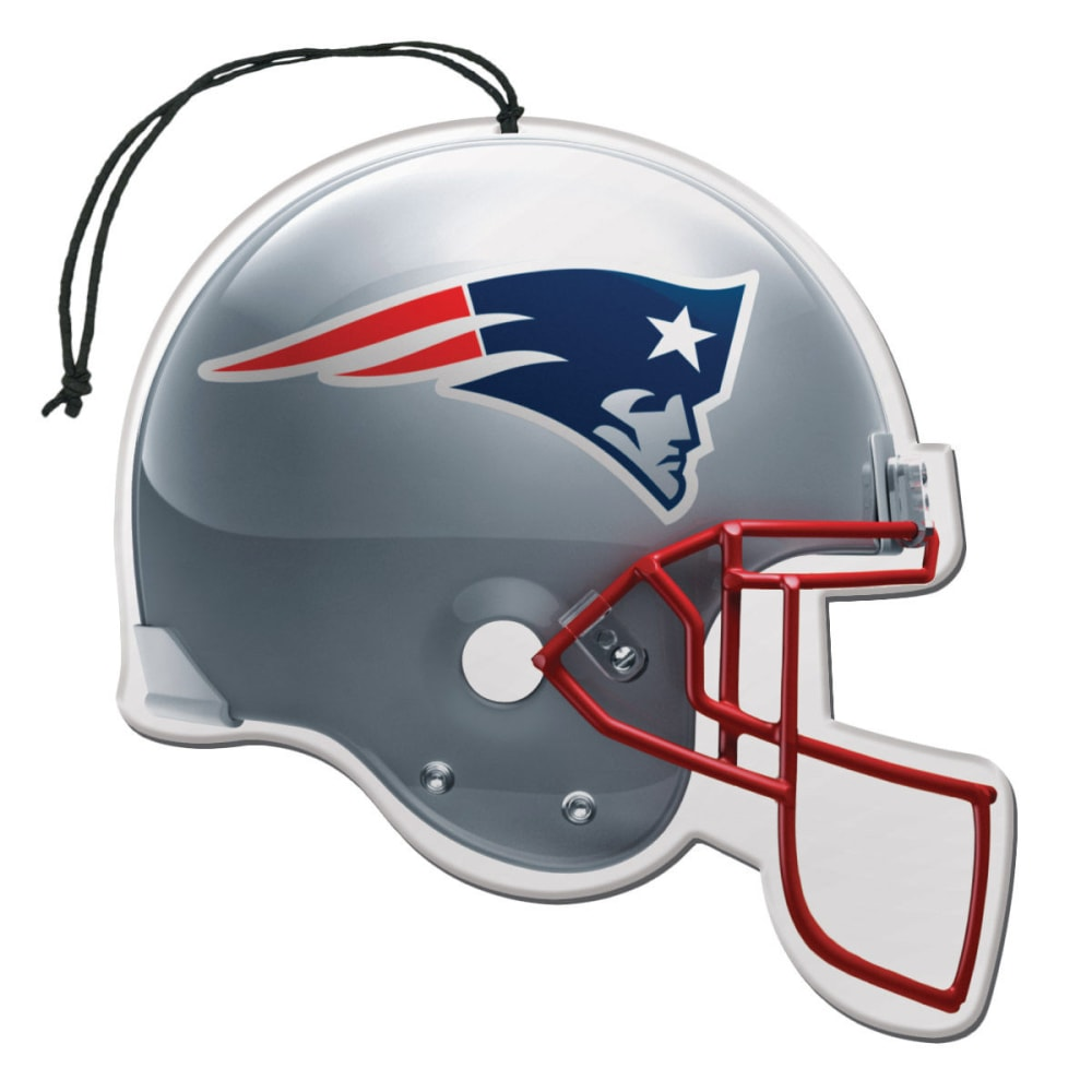NEW ENGLAND PATRIOTS Air Freshener, 3 Pack - VANILLA