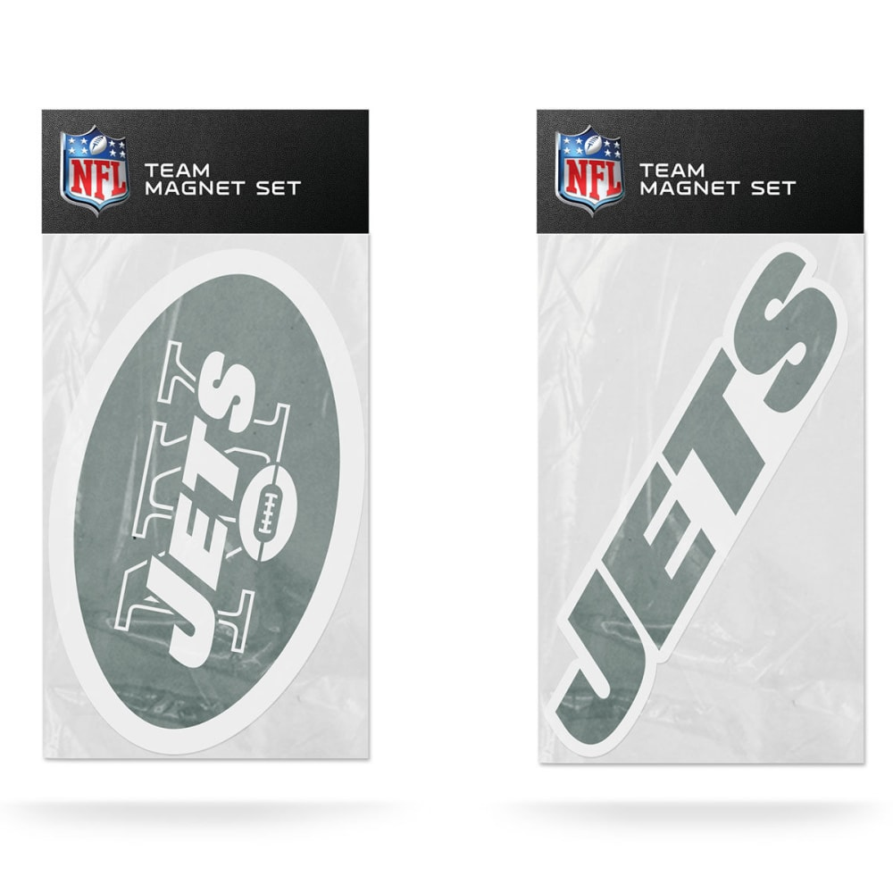 New York Jets 2 Piece Magnet Set