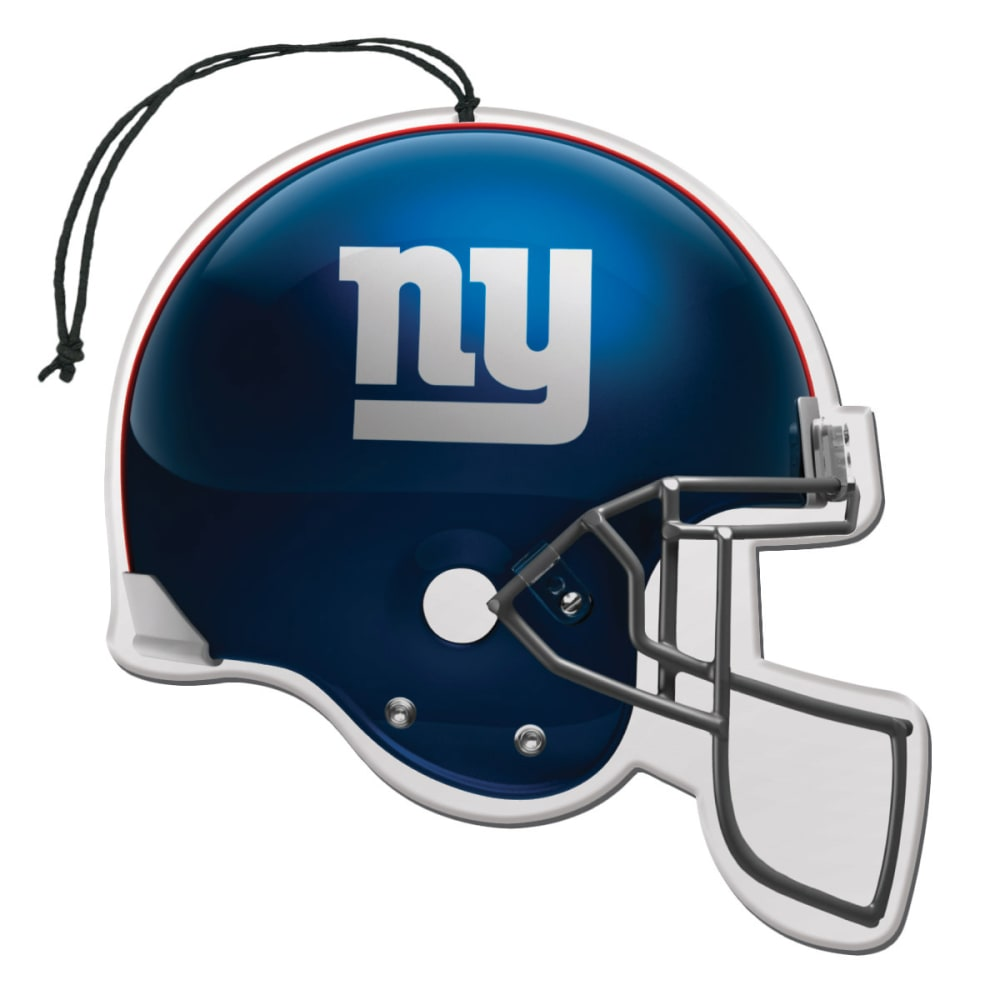 NEW YORK GIANTS Air Freshener, 3 Pack - NU CAR