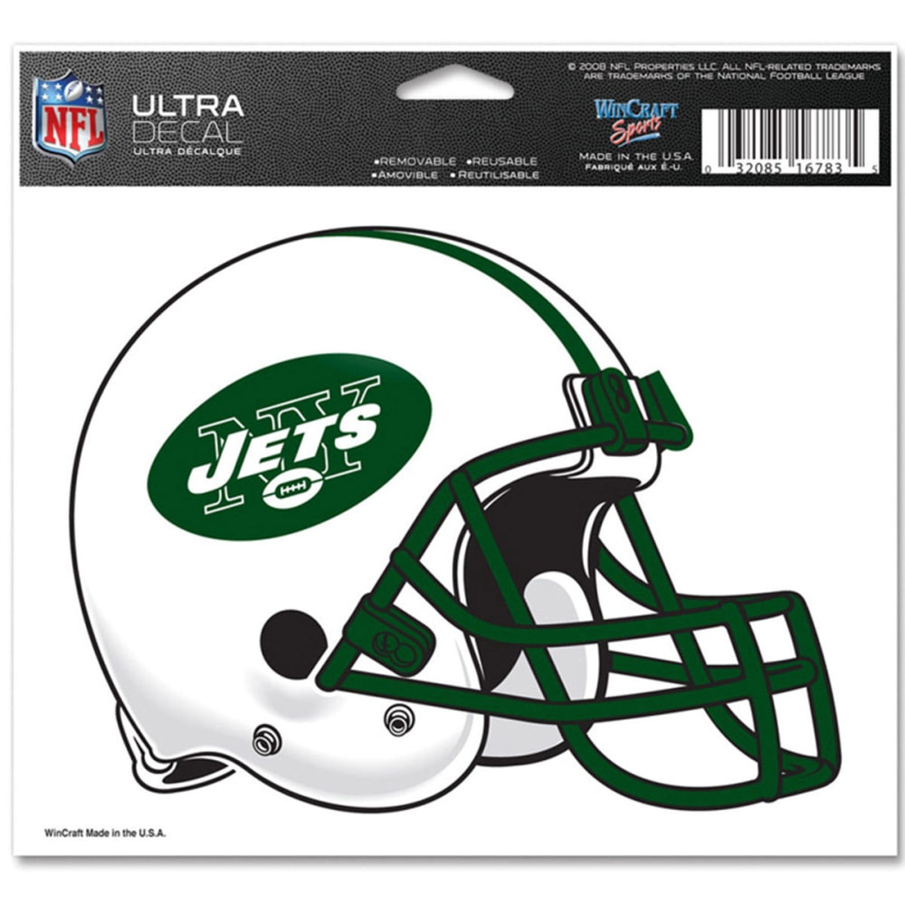 NEW YORK JETS Ultra Decal - ASSORTED