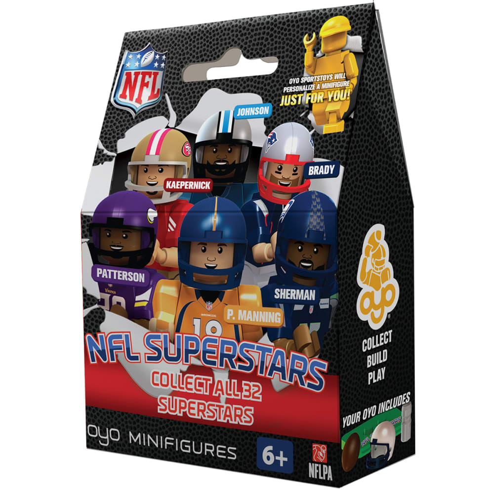 OYO SPORTS NFL Superstar Pack - NFL