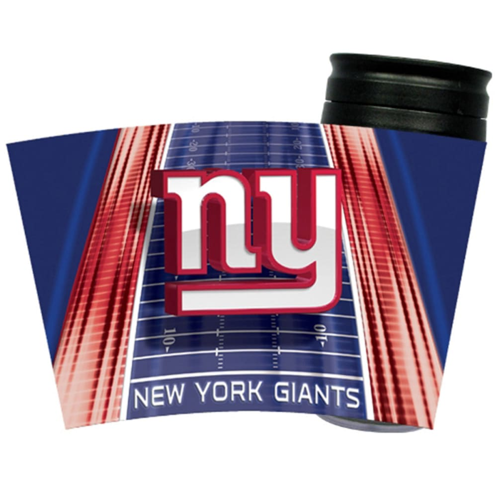 NEW YORK GIANTS Insulated Travel Mug - ASSORTED