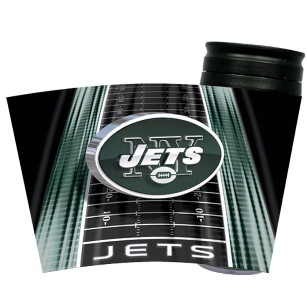 NEW YORK JETS Insulated Travel Mug - ASSORTED