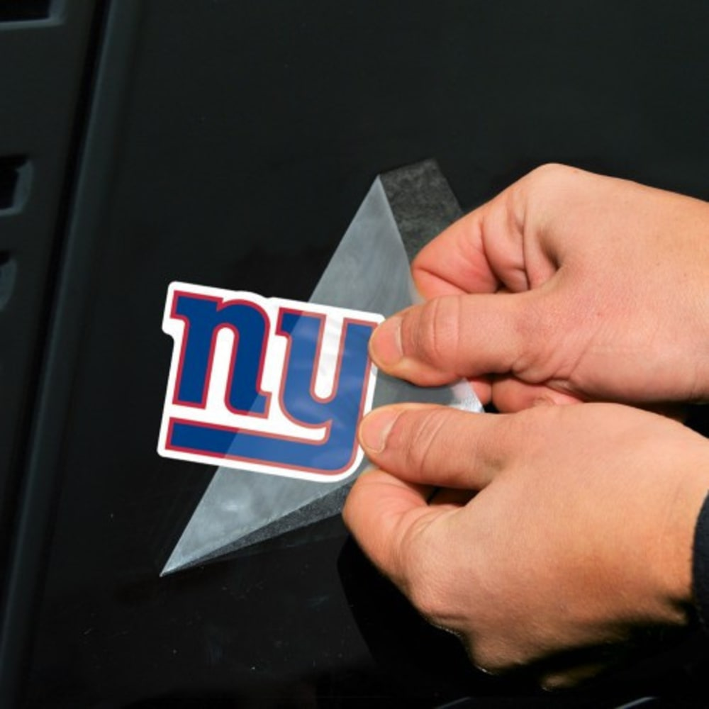 NEW YORK GIANTS Decal Set, 2 Pack - MULTI