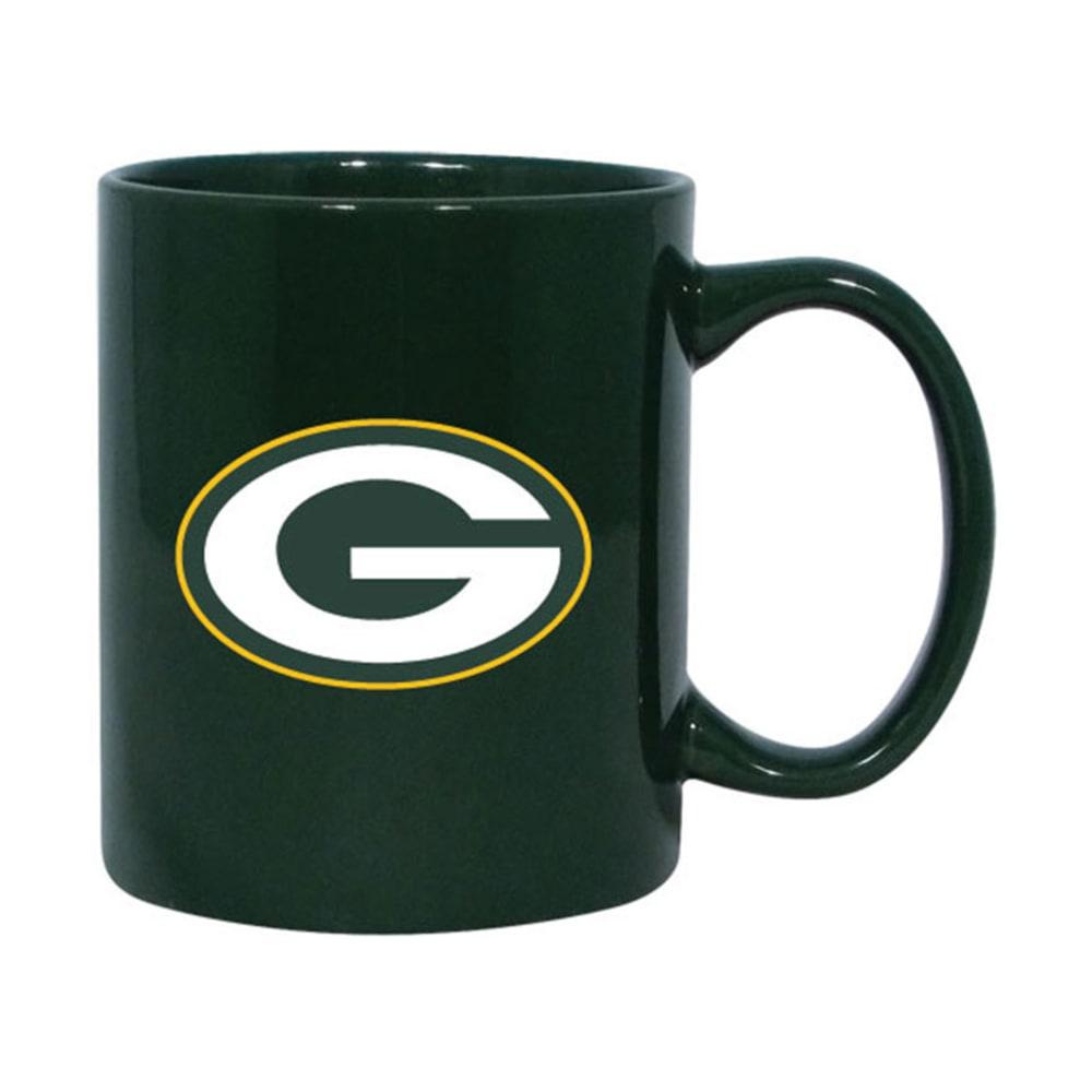 HUNTER Green Bay Packers C-Handle Mug - GREEN