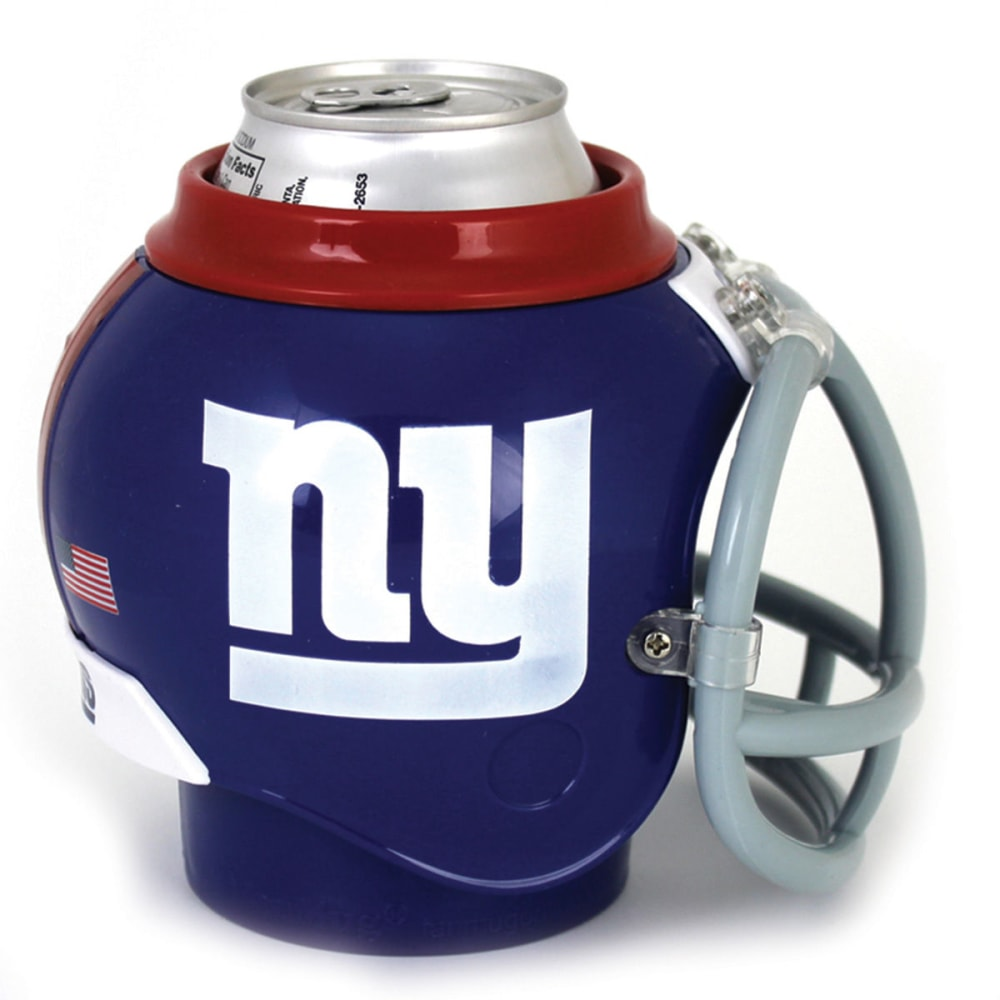 NEW YORK GIANTS Helmet Mug - DUSTY CEDAR