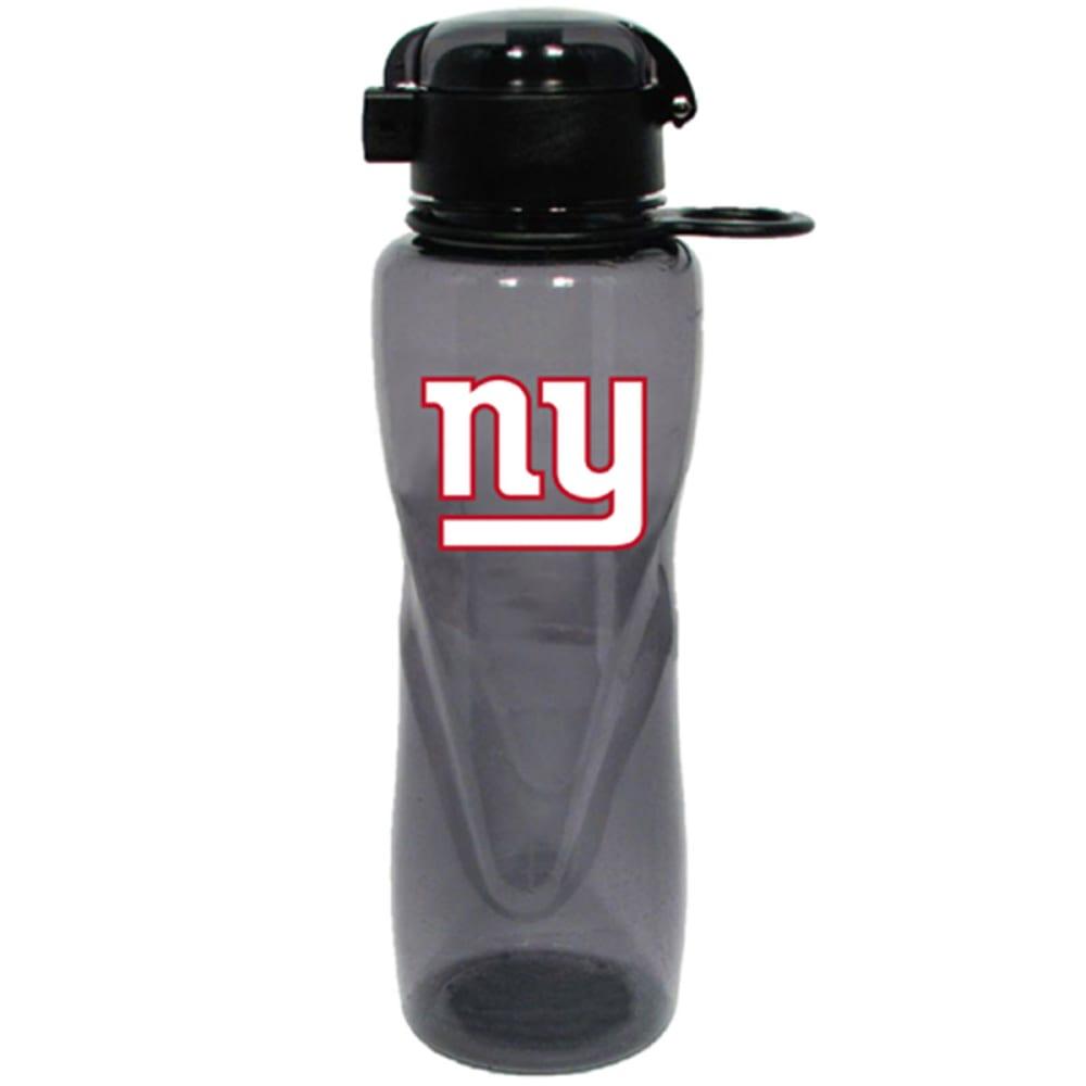 NEW  YORK GIANTS Tritan Sport Bottle With Flip-Top Lid - CLEAR